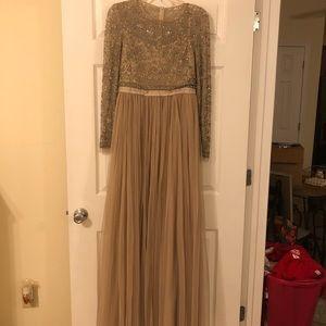 BHLDN Needle & Thread Miramar Dress - Size 10